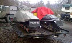 $1,000 1999 voyager 8x10 trailer (kamiah,id)