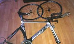 $1,000 2009 Felt B12 TT Bike. 54cm Great Triathlon, Full