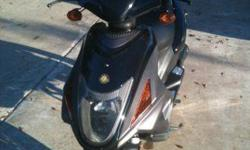 $1,000 2010 BMS Tuscan Scooter