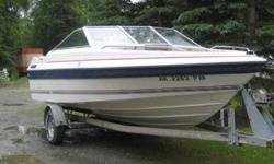 $1,000 21ft open bow Bayliner 250 evrd