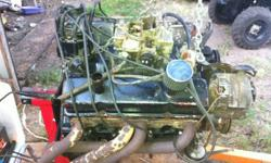 $1,000 350 Chevy Engine