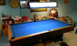 $1,000 8ft OLHAUSEN Pool Table