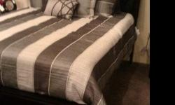 $1,000 Ashley Queen Bedroom Set- Brandnew (4 months used)