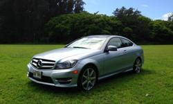 $1,000 Cash to Take Over 2013 Mercedes C250 Coupe Lease (30