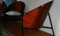 $1,000 Gorgeous Modern Designer Chairs - Philippe Starck