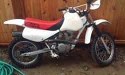 $1,000 Honda dirt bike 80R (Soldotna)