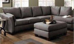 $1,000 Modern Sectional Grey