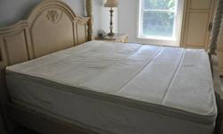 $1,000 Tempur-Pedic King Pillow Top Matress