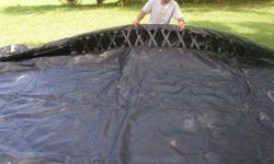 $1,025 oil spill containment berm