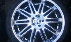 "$1,050 22"" Gianelli * Staggered Offset* Range Rover Bmw 7 X5"