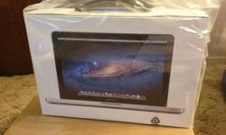 $1,050 MacBook Pro Factory Sealed Brand New 13inch 2.4GHz