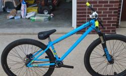$1,050 OBO Specilized P.26 Pro Dirt Jumper