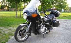 $1,100 1978 Honda Goldwing GL1000