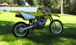 $1,100 OBO FOR SALE - 2005 Suzuki DRZ 125 dirtbike