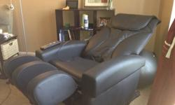 $1,100 OBO Massage Chair
