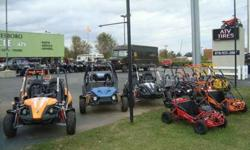 $1,199 HUGE SELECTION OF NEW GO CARTS FROM HAMMERHEAD