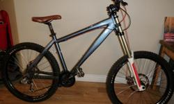 $1,199 OBO **Price Reduced!!** Norco Manik 18 with RockShox