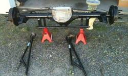 $1,200 12 bolt chevy race ready rear end