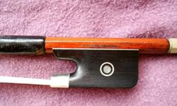 $1,200 OBO 4/4 H.R. Pfretzner Cello Bow
