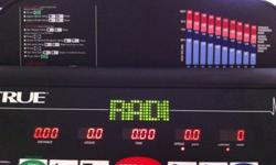 $1,200 OBO Gym quality True Treadmill - was $2400 new, in