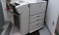 $1,200 OBO High Speed HP Printer