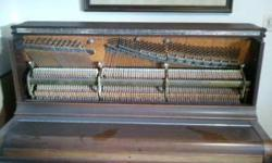 $1,200 PRICE DROP* 1870's Rosewood Steinway Upright Piano