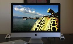 $1,299 OBO iMac 27 inch Intel [Quad Core] i5 / 2.66 Ghz / 4