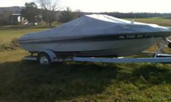 $1,400 1984 Conroy speed boat 19' ft