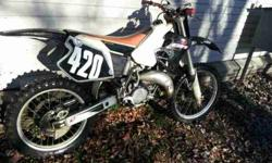 $1,400 1997 CR 125 (Grove City, PA)
