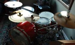 $1,400 Pro Pacific CX drum set by DW (East Bethel)