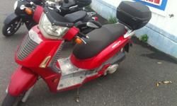 $1,450 250cc scooter