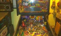 $1,450 Bally's Pinball Zone -