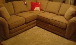$1,495 OBO Sectional Couch Sofa Modern Contemporary Loveseat