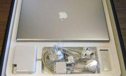 $1,500 Macbook Pro 17 inch (newest edition)