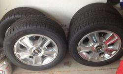 $1,500 New tires and wheels (Moore)