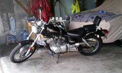 $1,500 OBO Motorcycle