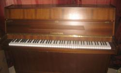 $1,500 OBO Zimmermann Piano, ex-DDR (East Germany)