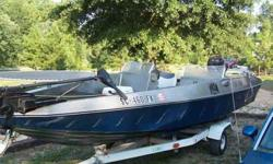 $1,500 Pipestone Mariner -15ft- Bomber Edition 80hp Mercury