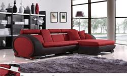 $1,597 Modern Style Sectional - Experience the differences