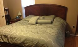 $1,600 OBO Thomasville Bedroom Set