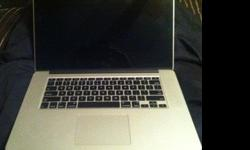 $1,700 Macbook Pro, with Retina Display from Mid-2012.