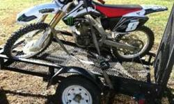 $1,750 Nice 2006 Crf 250r Dirtbike Sale Cheap