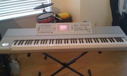$1,800 Korg M3 Xpanded 88 Key Synthesizer / Keyboard