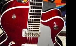 $1,800 OBO Gretsch Guitars G6119-1962HT Tennessee Rose