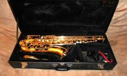 $1,800 Unison Intermediate Model Tenor Saxophon (Moscow)