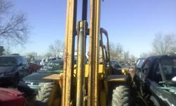 $1,850 Hyster ForkLift - It goes to best offer this week -