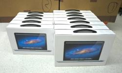 "$1,853 Pack Of 4 NEW APPLE 15"" i7 MACBOOK PRO 2.6GHZ 16GB"