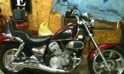 $1,900 1997 Vulcan 750***Runs Great***Looks Great***What A