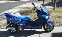 $1,950 2007 Scooter / Small-Frame Motorcycle 250cc low