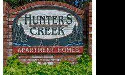 1 Bed - Hunters Creek Apartments